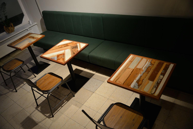 COLOBO Coffee Tables Berlin Unicorn Upcycling